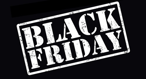 A Hotelier's Guide to Black Friday/Cyber Monday Email Marketing