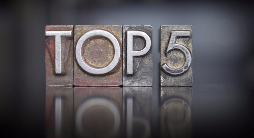 Top 5 Revinate Blog Posts of 2017
