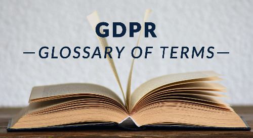 GDPR: A Hotelier's Guide, Part 2 – Glossary of Terms