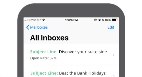 Top Hotel Marketing Subject Lines of June 2018 – EMEA