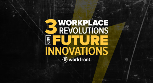 3 Workplace Revolutions and Future Innovations