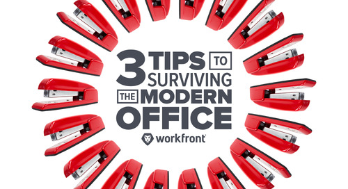 3 Tips For Surviving the Modern Office