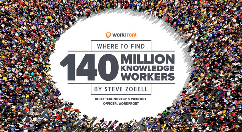 Where to Find 140 Million Knowledge Workers