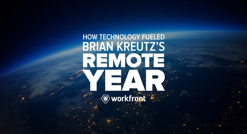 Interview: How Technology Fueled Brian Kreutz's Remote Year