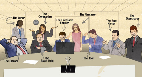 The 9 Most Despised Work Personalities