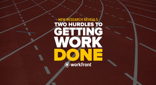 New Research Reveals Two Hurdles to Getting Work Done