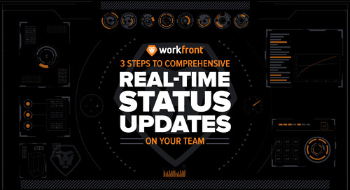 3 Steps to Comprehensive, Real-Time Status Updates on Your Team