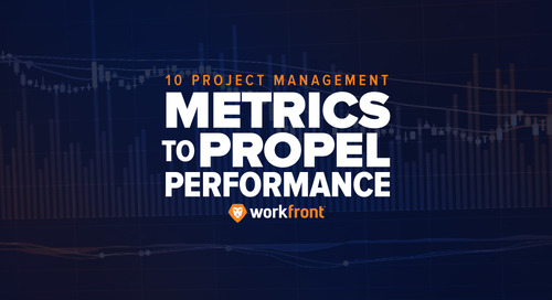 10 Project Management Metrics to Propel Performance