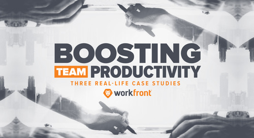 Boosting Team Productivity: Three Real-Life Case Studies