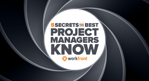 5 Secrets the Best Project Managers Know