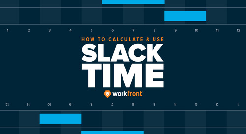 How to Calculate and Use Slack Time