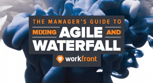 The Manager's Guide to Mixing Agile and Waterfall