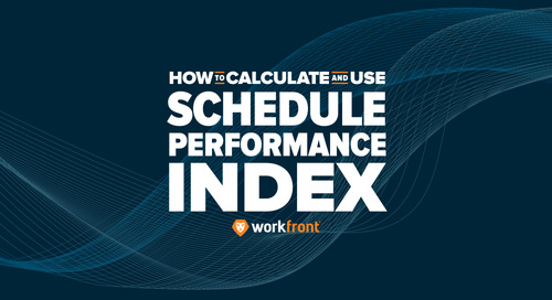 How to Calculate and Use Schedule Performance Index