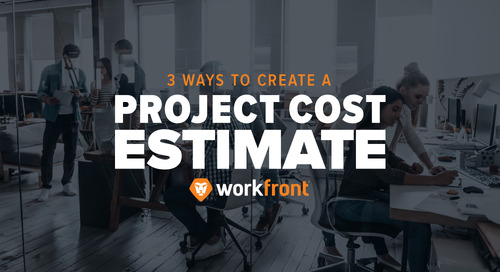 3 Ways to Create a Project Cost Estimate