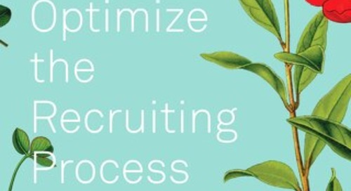 TalentOps Part 3: Optimize the Recruiting Process