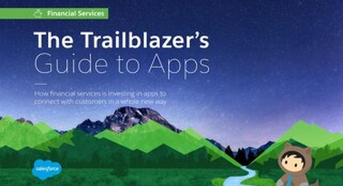 Trailblazer's Guide to Apps - Financial Services