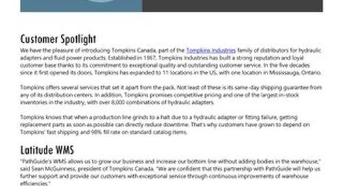 Tompkins Canada