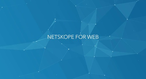 Netskope for Web - Join the World Tour!
