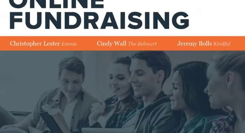 The Nonprofit's Go-To Guide for Online Fundraising