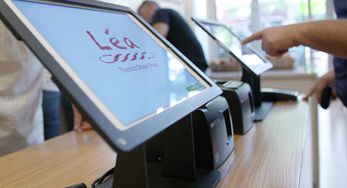 Lea - TouchBistro Kiosk Customer Spotlight