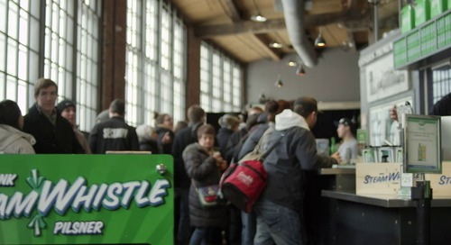 Steam Whistle - TouchBistro Customer Spotlight