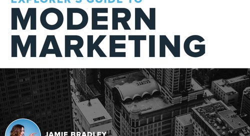 The Official Explorer's Guide to Modern Marketing