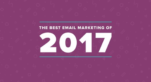 Recap: The Best Email Marketing of 2017