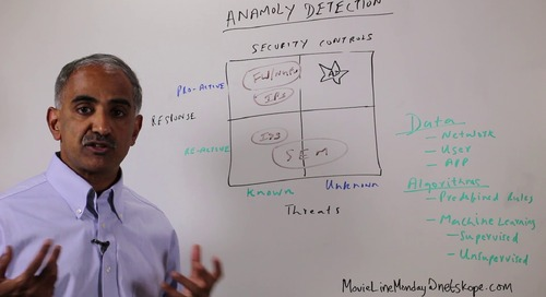 Movie Line Monday — Anomaly Detection for Cloud Security - 2 of 2
