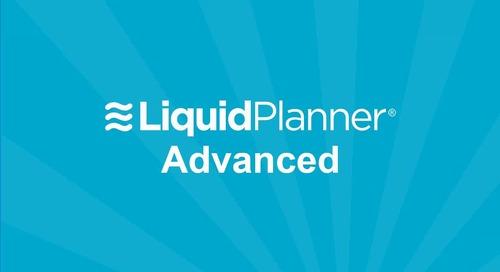LiquidPlanner Advanced Webinar