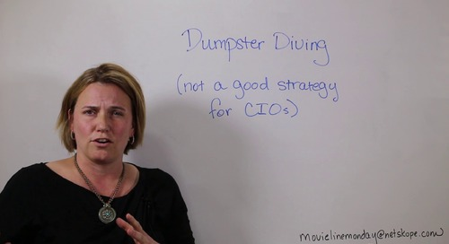 MLM – Dumpster Diving and CIOs, Not an Efficient Combo