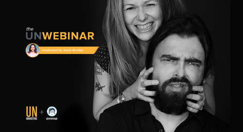 The UnWebinar: A live Q&A with Scott Stratten and Alison Kramer