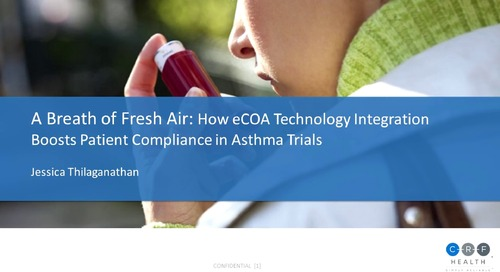 How to Integrate eCOA Technology to Boost Compliance in Asthma Trials