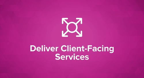 Deliver Client Services