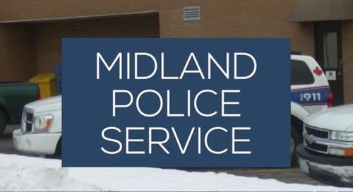 Midland Police Service SceneDoc Customer Story