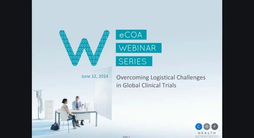 Overcoming Logistical Challenges in Global Clinical Trials