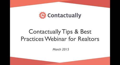 Best Practices for Realtors — Vicki, Ray, & Tatiana