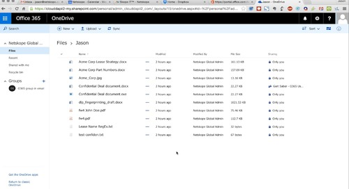 Demo - Auditing Office 365 Activities