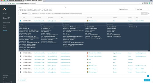 Demo - Real-time visibility and control of Azure