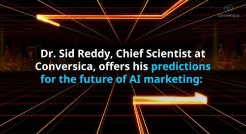 Our Predictions for the Future of AI Marketing
