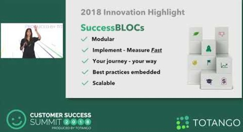 Goal Oriented Technology - Customer Success Summit 2018