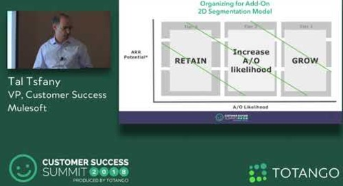 How to Prove Customer Success ROI - Customer Success Summit 2018 (Track 3)