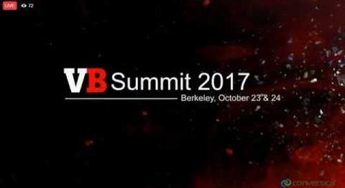 VB Summit: Dr. Sid J. Reddy in the Innovation Showcase