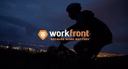 Workfront Tour of Utah Commercial