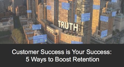 5 Ways to Boost Customer Retention
