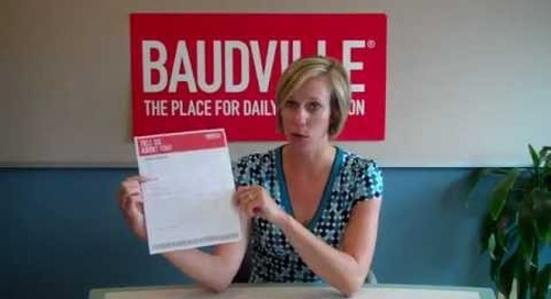 Customer Service Week Ideas from the Baudville Recognition Experts