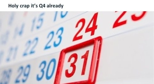 How Really Smart People use Artificial Intelligence to Crush their Q4 Quota