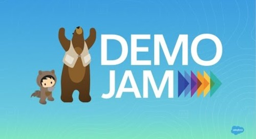 AppExchange Demo Jam March 2017: Sales Apps