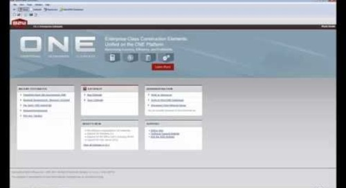 B2W Estimate - Work Breakdown Structures (WBS) - Enterprise Edition Feature