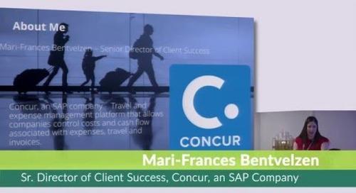 Teamwork Makes the Dream Work - Aligning Customer Success & Sales - Mari-Frances Bentvelzen