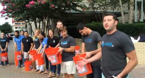 Distil Networks ALS Ice Bucket Challenge #icebucketchallenge